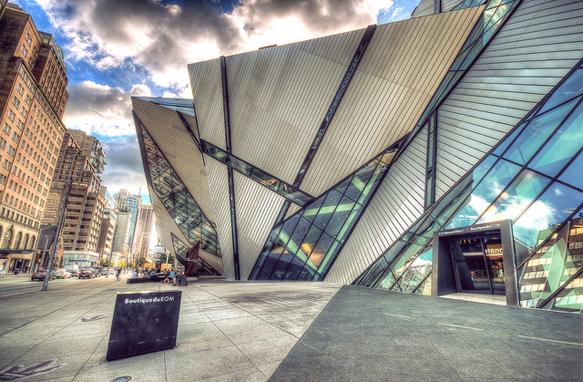 canada-architecture royal-ontario-museum-canada