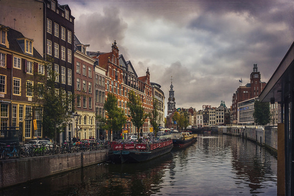 canals amsterdam-netherlands-canals