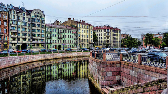 canals st-petersburg-russia-canals