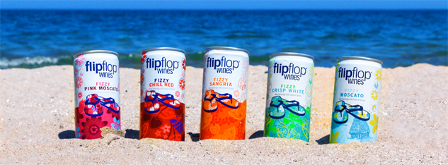 canned-wine flipflop-wines