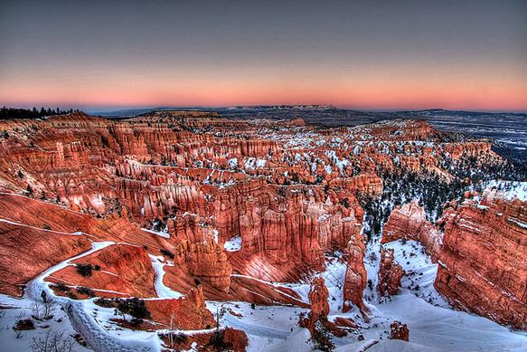 canyons bryce-canyon-ut