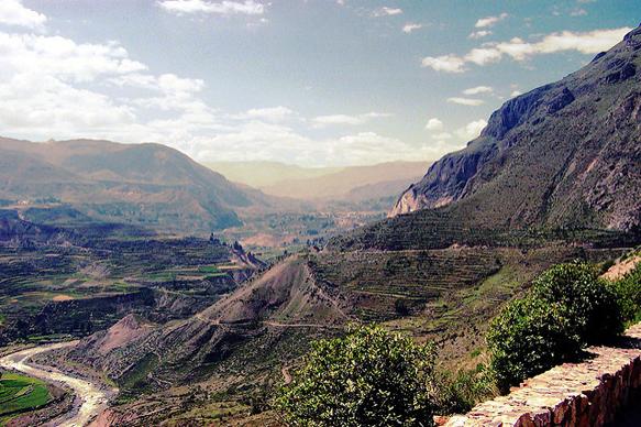 canyons colca-canyon-peru