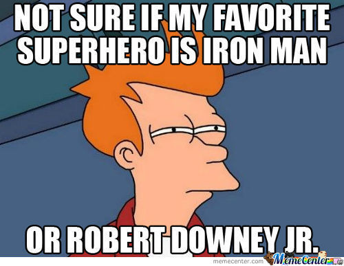 Feeling Meme-ish: Captain America, Iron Man and Crew ...