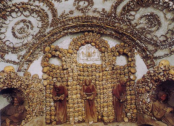 catacombs capuchin-crypt
