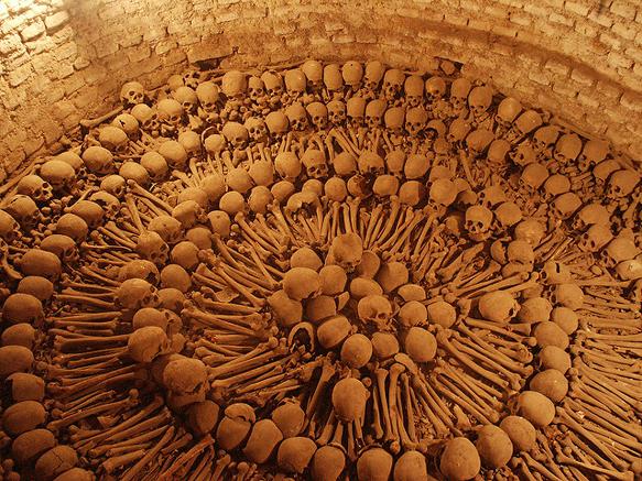 catacombs monastery-san-francisco-catacombs