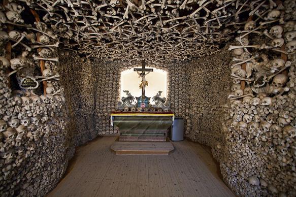 catacombs scull-chapel-czermna