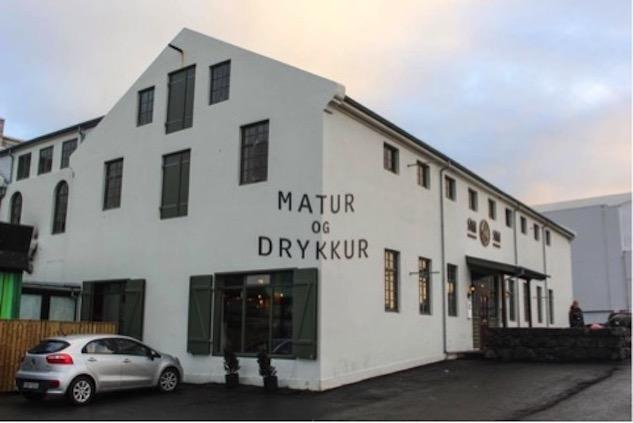 checklist-reykjavik matur-drykkur