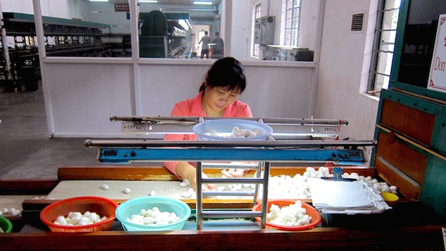checklist-suzhou-china silk-factory