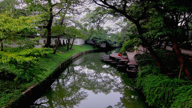checklist-suzhou-china tongli-water-town