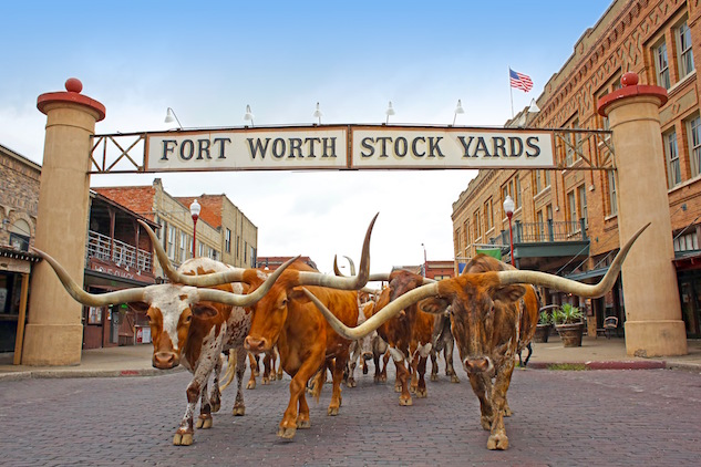checklistfortworth stockyards