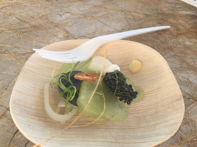 chefs-and-champagne anita-lo-dish
