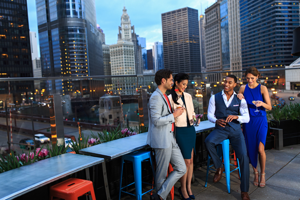 Bucket List Chicago S Best Patios And Roof Decks Paste