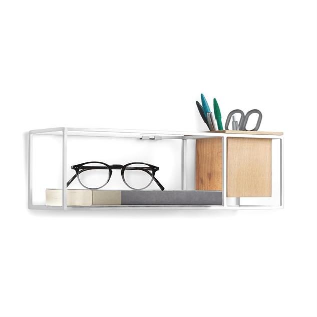 chic-office-decor shelf