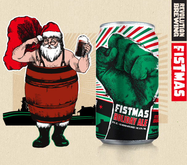 10 Beautiful Christmas Beer Labels Drink Galleries