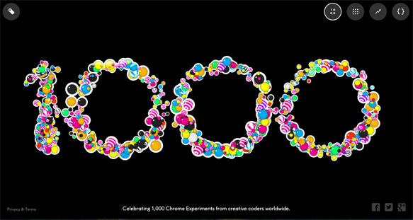 chrome-experiments 20-chrome