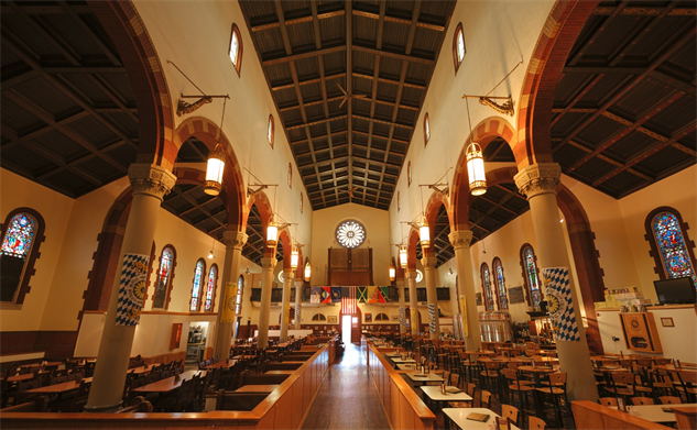 church-beer church-brew-works