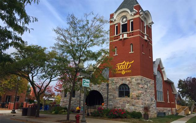 church-beer salt-springs