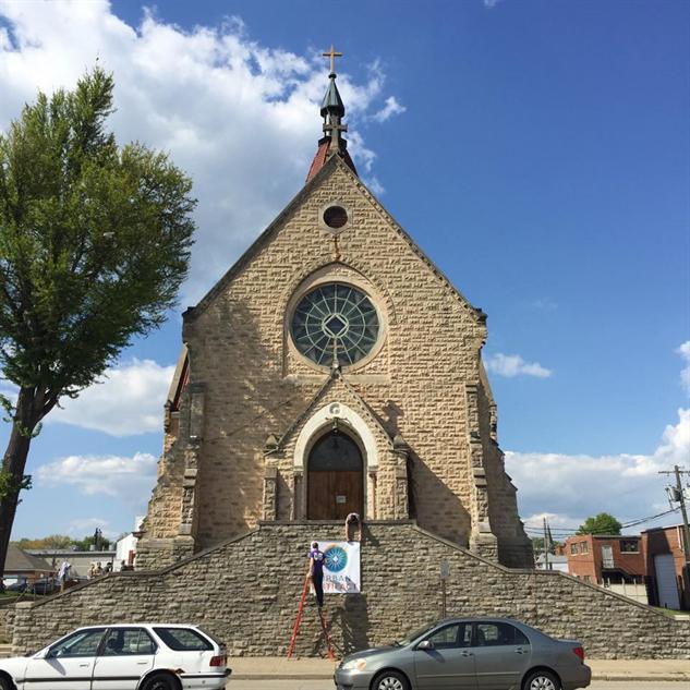 church-beer urban-artifact