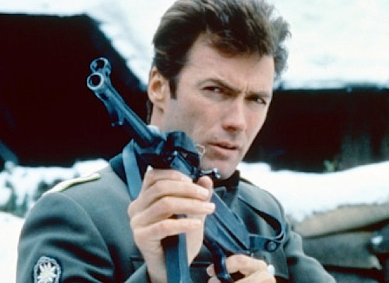 Image result for clint eastwood where eagles dare