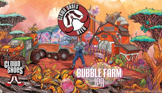 clown-shoes bubble-farm-ipa
