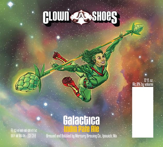 clown-shoes galactica