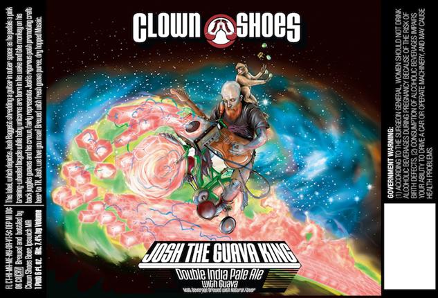 clown-shoes josh-the-guava-king