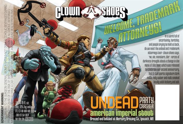 clown-shoes undead-party-crasher