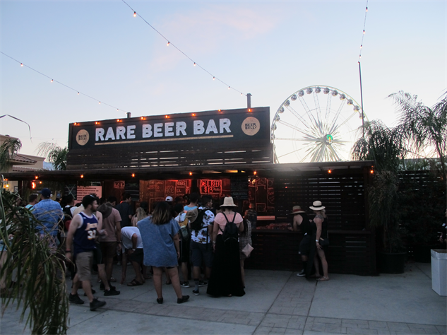 coachella-food 5-rare-beer-bar---photo-by-sara-ventiera