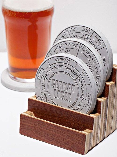 drunk words coasters from kikkerland 12 coasters
