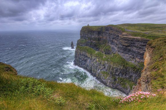 coastlines cliffs-of-moher-coastlines