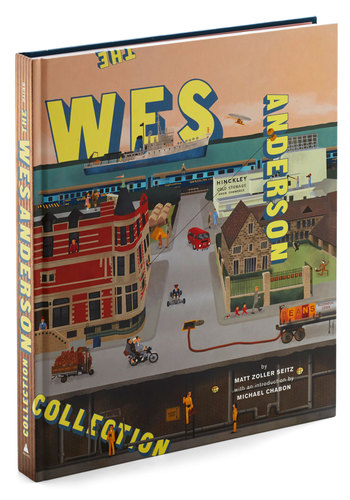 25 coffee table books you 39 ll want to display books galleries coffee paste - Wes anderson coffee table book ...