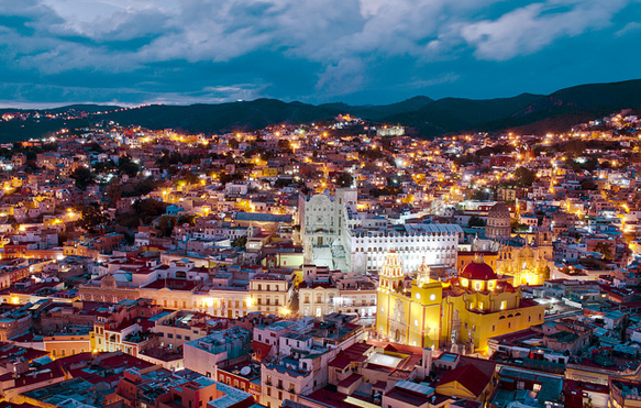 colorful-cities guanajuato-mexico-coloful