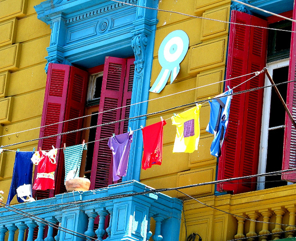 colorful-cities la-boca-buenos-aires-argentina-colorful