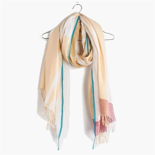colorful-printed-spring-scarf modernist