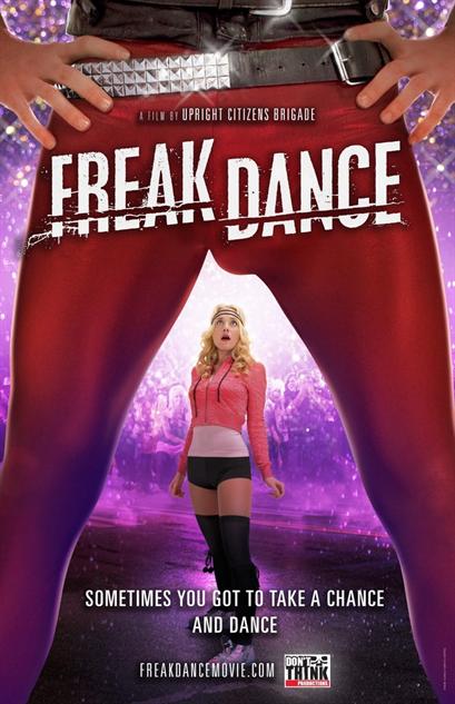 comedian-directorial-debuts freak-dance-poster
