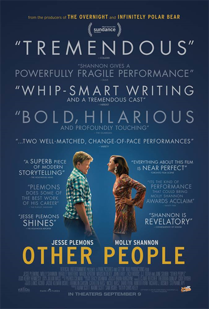 comedian-directorial-debuts other-people-poster