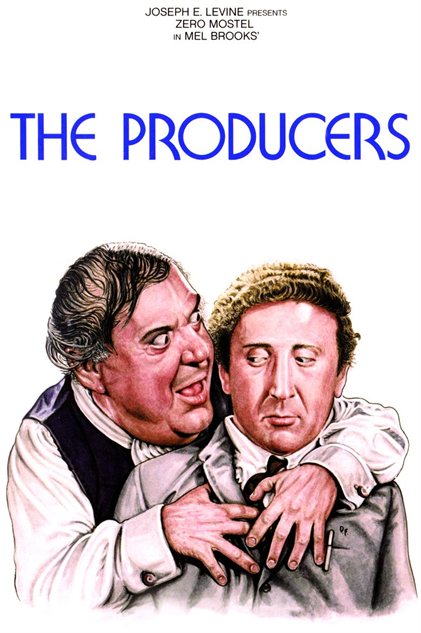 comedian-directorial-debuts the-producers-poster