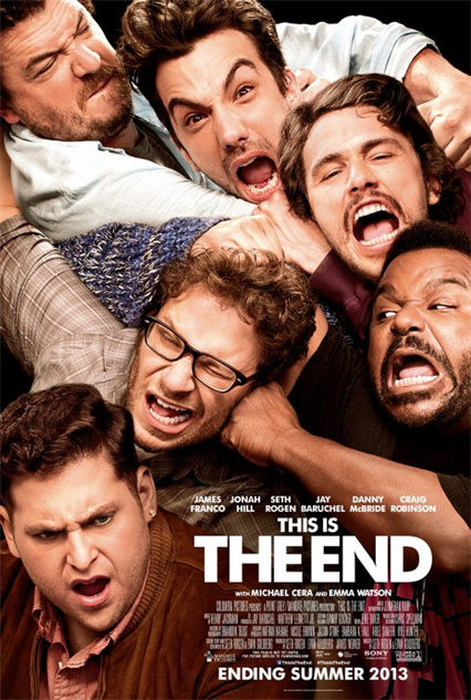comedian-directorial-debuts this-is-the-end-poster