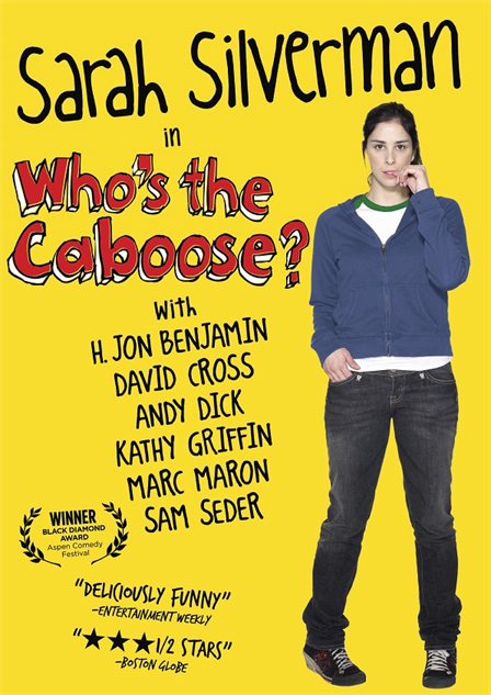 comedian-directorial-debuts whos-the-caboose-poster