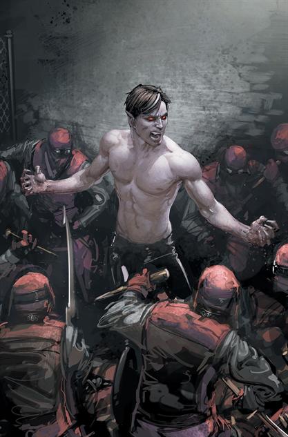 The 13 Best Vampires In Comics Paste