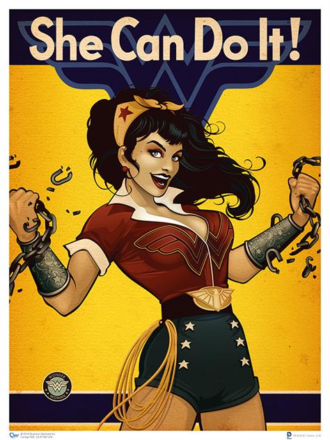 comic2017wishlist dc-bombshell