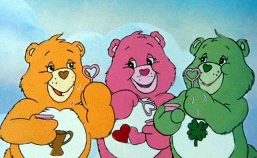 Image result for care bears 90s