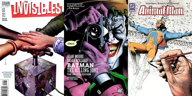 Best Comic Book Cover Artists : Our favorite comic book cover artists of all time