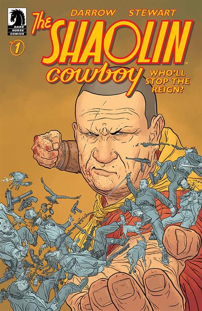 comiccoversapriil17 theshaolincowboy-geofdarrow