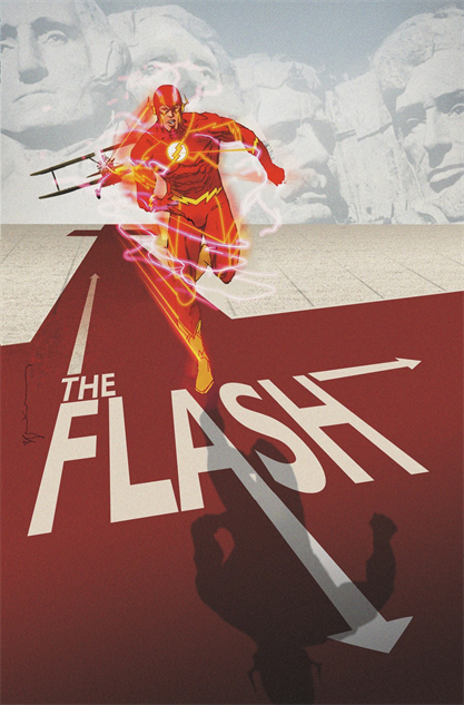 comiccoversmarch15 flash-billsienkiewicz