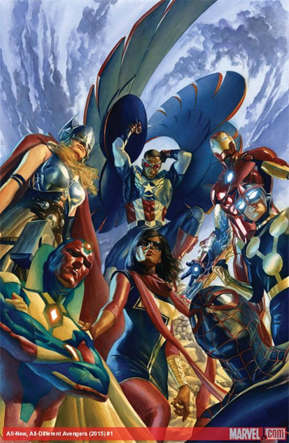 comiccoversnov15 allnewalldifferent-alexross