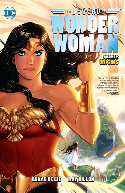 comicgifts2016 legendofwonderwoman