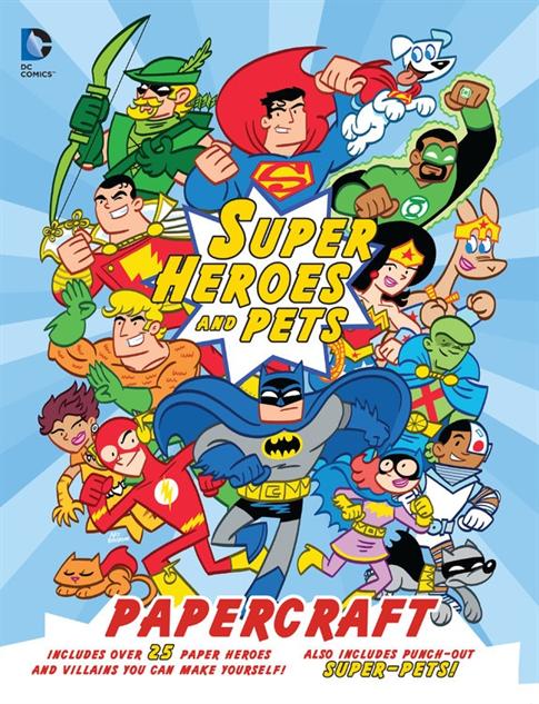comicgifts2016 superheroesandpets