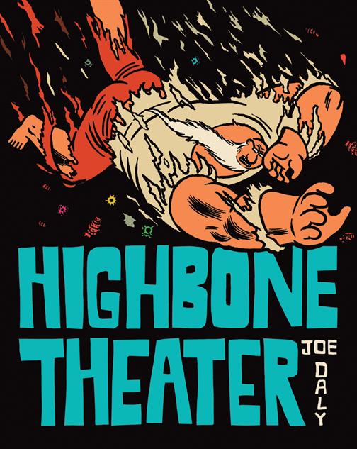 comicsdissent high-bone-theater-cover