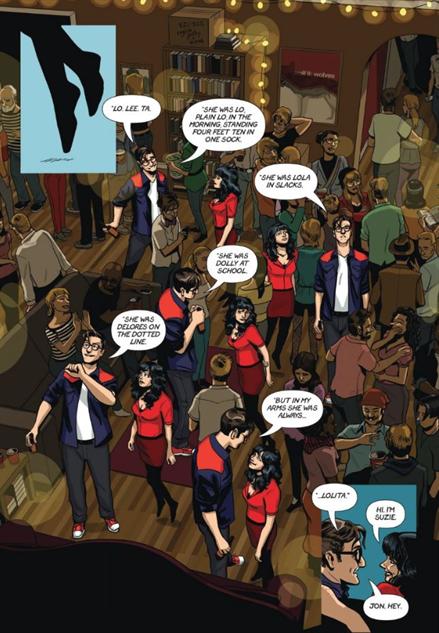 Dc comics lesbian sex